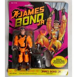 James Flight Gear MOC - James Bond Jr Hasbro 1991