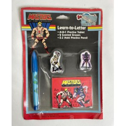 Learn-to-Letter MOC Study Buddies - Masters of the Universe He-man