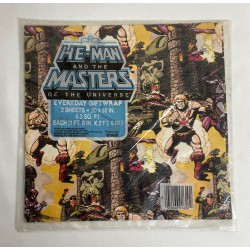 MOTU Giftwrapping MIP - 80s Masters of the Universe He-man