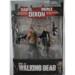 Daryl and Merle Dixon Deluxe 2-pack