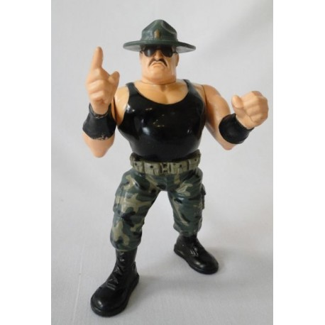 Sgt. Slaughter - Series 3 WWF Hasbro 1992