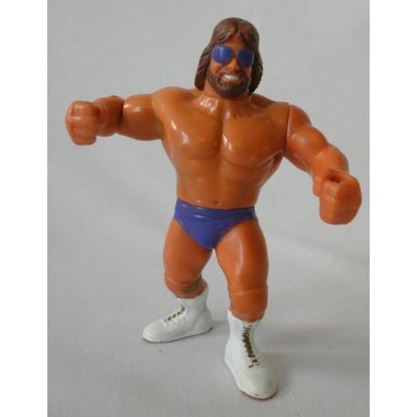 Macho King Randy Savage no2 Series 2 - WWF Hasbro 1991