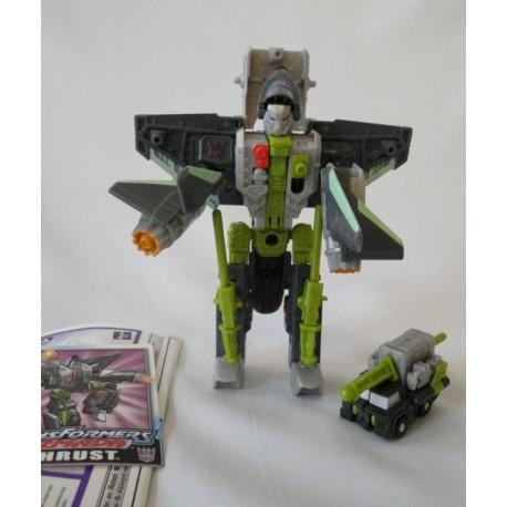 Thrust and Inferno - Transformers Armada - Hasbro 2003