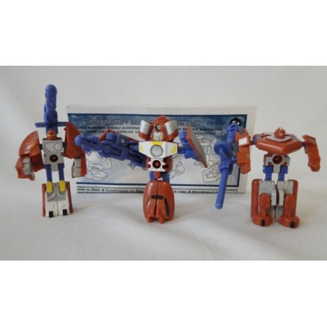 Stormcloud Oceanglide Waterlog - Transformers Armada - Hasbro 2003