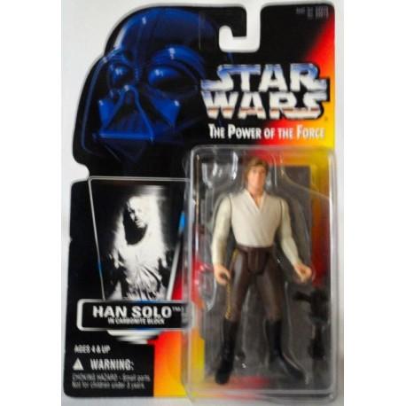 Han Solo Carbonite MOC US