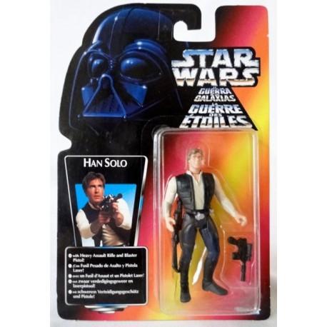 Han Solo MOC EU