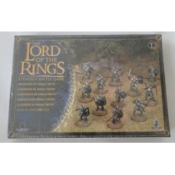 12 Models Warriors of Minas Tirith, The Lord of the Rings, Strategy Battle Game, MIB. Games Workshop, Citadel 2011.