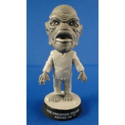 The Creature Walks Among Us - Little Big Head figure Loose Universal Studios Monsters SideshowToy