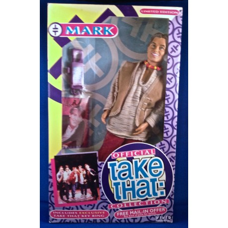 Mark Take That Barbie
