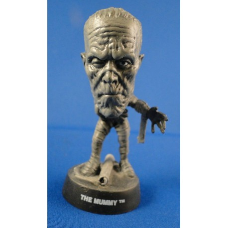 The Mummy - Little Big Head figure Loose Universal Studios Monsters SideshowToy