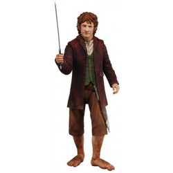 The Hobbit: Bilbo Baggins 1:4 Scale 18 inch Figure