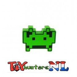 Space Invaders- Stress Ball Green