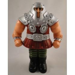 RAM MAN - France, dark red no ax