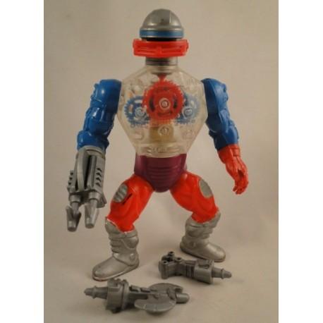 ROBOTO 100% Complete