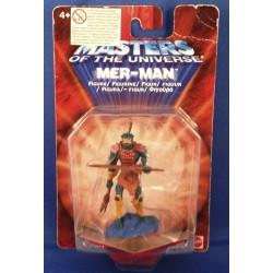 Mer-man PVC figure