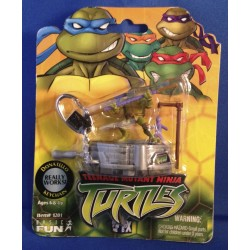 Donatello action keychain