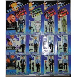 12x Space Precinct - Complete Set MOC