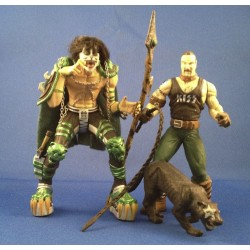 Peter Criss Psycho Circus Loose - McFarlane Toys
