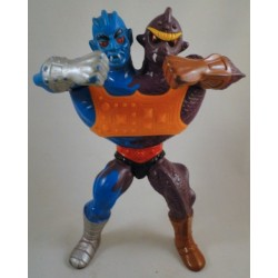TWO BAD figure only Silver Booth