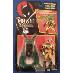 Batman met Supergrijper MOC Action Figure