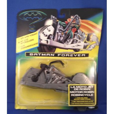 Robin Motor Cycle met echte motor geluiden Batman Forever