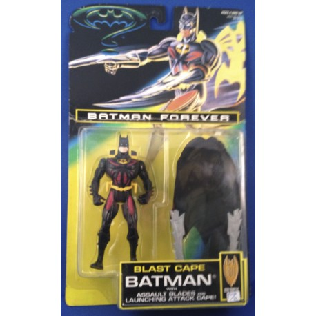 Blast Cape Batman with Assault Blades MOC Action Figure