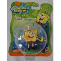 SpongeBob - Jellyfish net figure MOC - Mattel