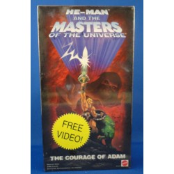 He-man VHS - The Courage of Adam