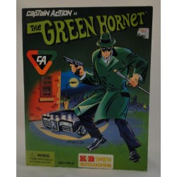 Captain Action as Green Hornet MIB KB toys Special