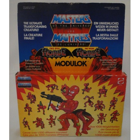 Modulok with Box