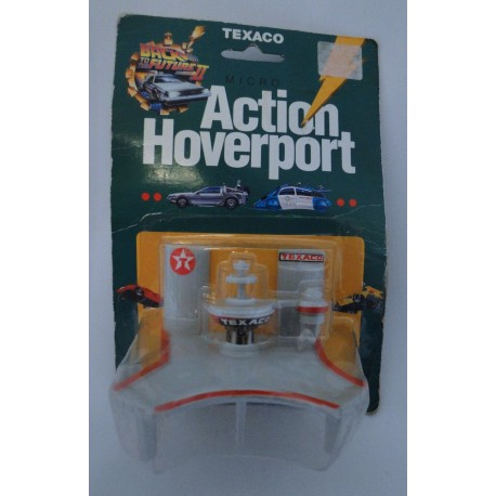 Action Hoverport Texaco MOC Back to the Future