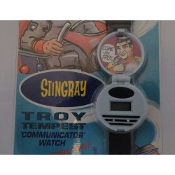 Troy Tempest Communicator Watch Wesco MIP Stingray