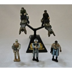 Rebel Alliance loose Micro Machines Battle Pack 100% Complete