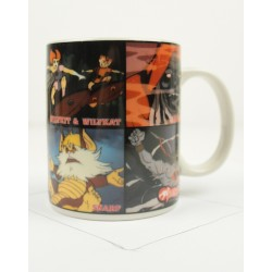 NEW Thundercats: Mug. Collage Mug