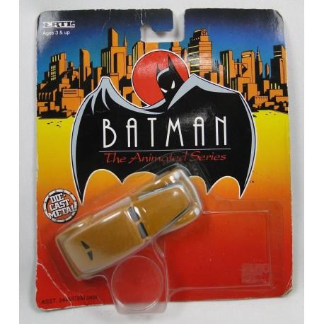 Bruce Wayne's Car MOC - DIE Cast Metal ERTL 1993 - Batman