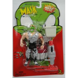 Sergeant Mask MOC - The Mask animated series - Toy Island 1997