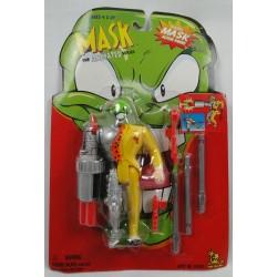 Cyborg Mask MOC - The Mask animated series - Toy Island 1997