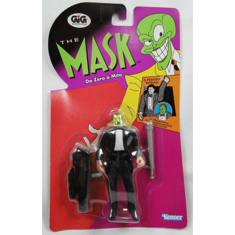 Dorian MOC - The Mask animated series - Kenner 1996