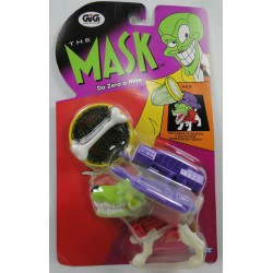 Milo MOC - The Mask animated series - Kenner 1996