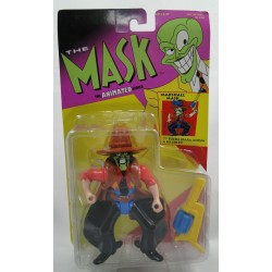 Marshall Mask MOC - The Mask animated series - Kenner 1996