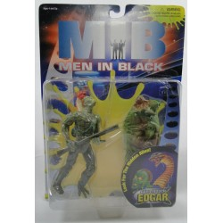 Alien Attack Edgar MOC - MIB Men in Black - Galoob 1997