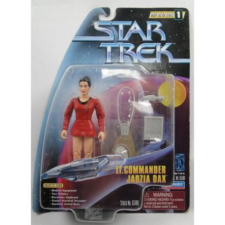 Lt. Commander Jadzia Dax - Star Trek Warp Series 1 - Playmates