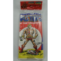 He-man Table Cover MIP Party Favour - Mattel 1983