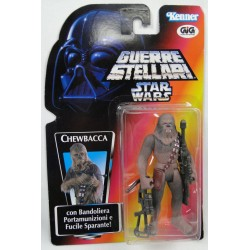Chewbacca Italie MOC - Power of the Force - Kenner GiGi