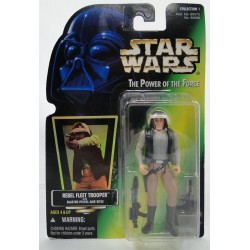 Rebel Fleet Trooper MOC - Power of the Force