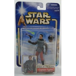 Captain Typho - Attack of the Clones - Hasbro 2002