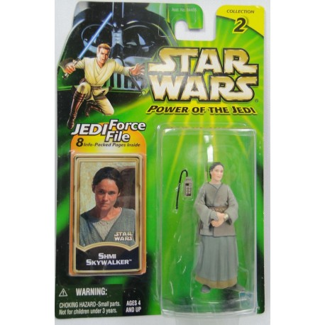 Shmi Skywalker MOC - Power of the Jedi 2 - Hasbro 2000