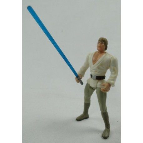 Luke Skywalker Tatooine with Long Saber action figure loose Kenner