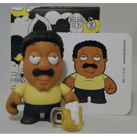 Cleveland Brown with Beer