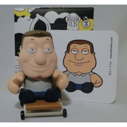 Joe Swanson with Wheelchair